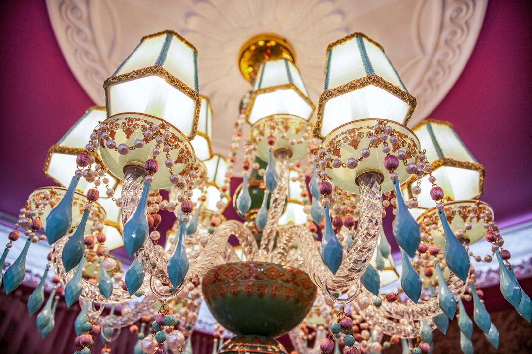 訂製水晶燈、水晶燈、吊燈、水晶吊燈、藝術燈