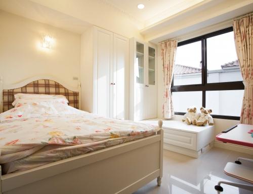 居家設計作品-法式古典、美式鄉村